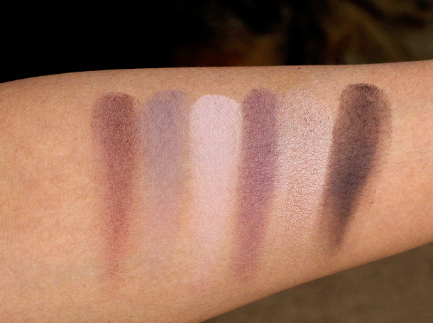 Smashbox Softbox II Photo Op Eye Shadow Palette swatches