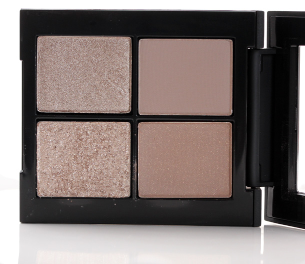 Sonia Kashuk Monochrome Eye Quad in Textured Taupe ($13.69)