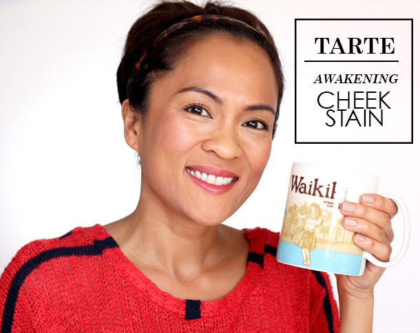 Tarte Awakening Cheek Stain