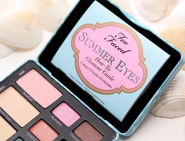 Too Faced Summer Eyes Summer Sexy Shadow Collection 11a