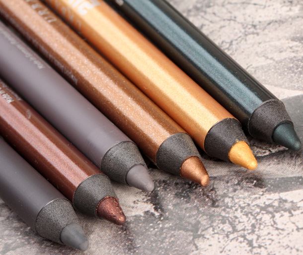 Urban Decay 24 7 Glide On Eye Pencils relaunch 2013 new shades