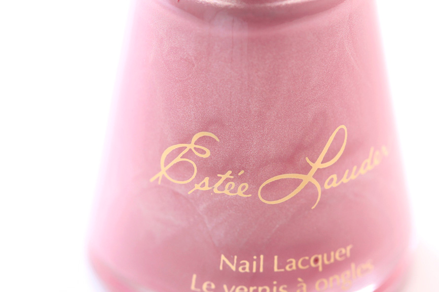 Estee Lauder's Mad Men Collection Nail Lacquer in Pink Paisley large