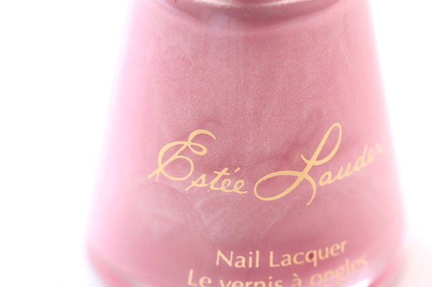 Estee Lauder's Mad Men Collection Nail Lacquer in Pink Paisley small