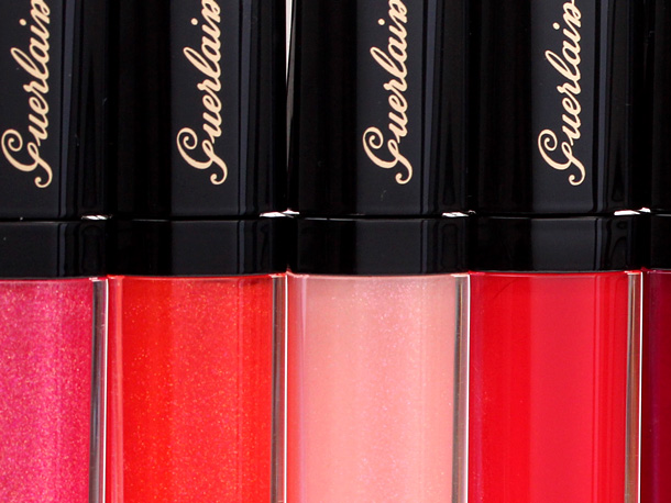 Guerlain's Gloss d'Enfer Maxi Shines closeup
