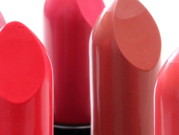 MAC Mineralize Rich Lipsticks closeup