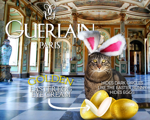 Tabs for Guerlain Golden Eggs Eye Cream