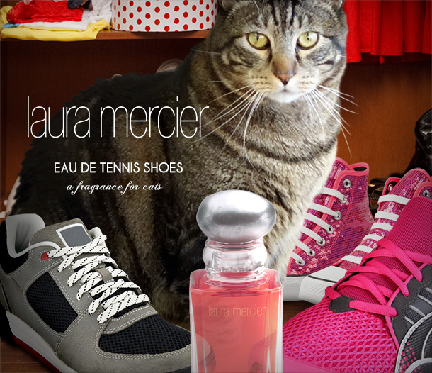 Tabs for Laura Mercier Eau de Tennis Shoes