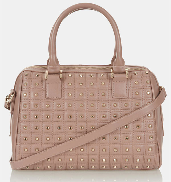 Topshop Studded Lady Satchel