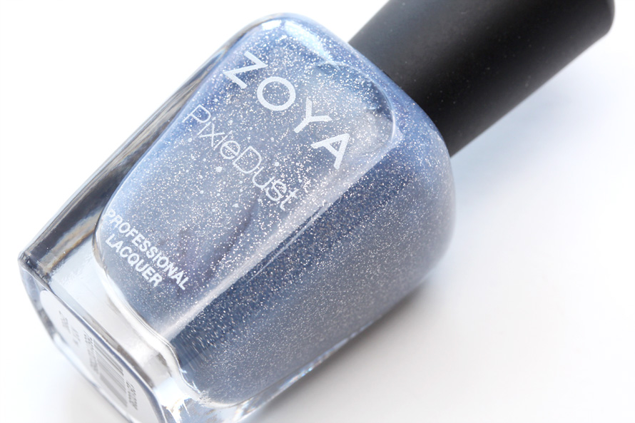 Zoya Pixie Dust Nail Polish in Nyx big
