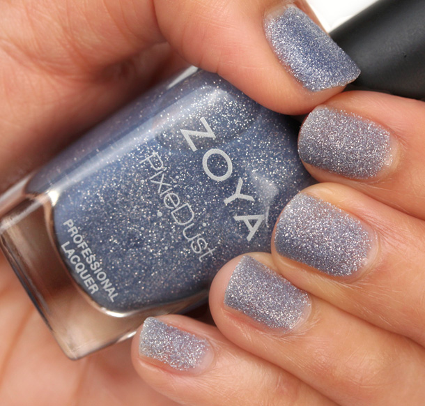 Zoya Pixie Dust Swatch