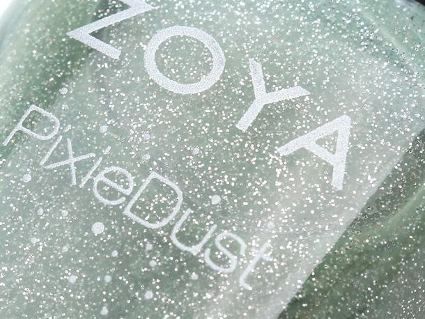Zoya Pixie Dust in Vespa closeup
