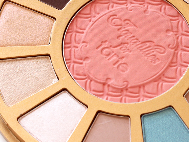 Aqualillies for Tarte Amazonian Clay Waterproof Eye and Cheek Palette