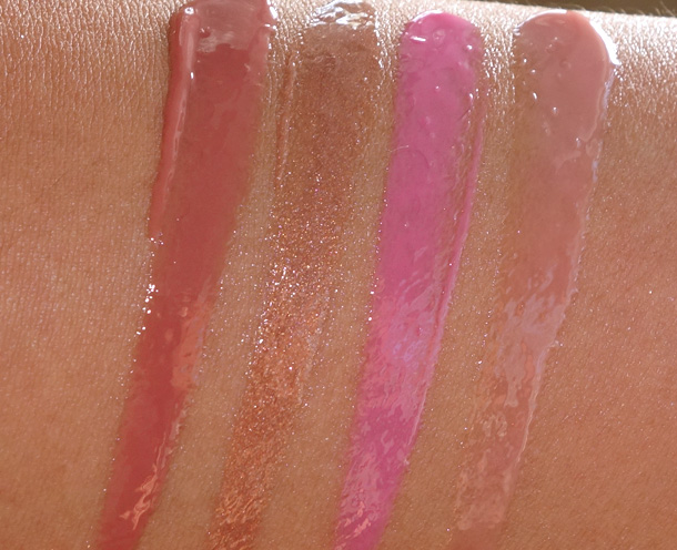 Bobbi Brown Tube Tint Swatches