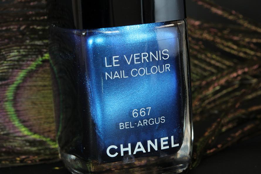 Chanel Bel-Argus Nail Polish 1