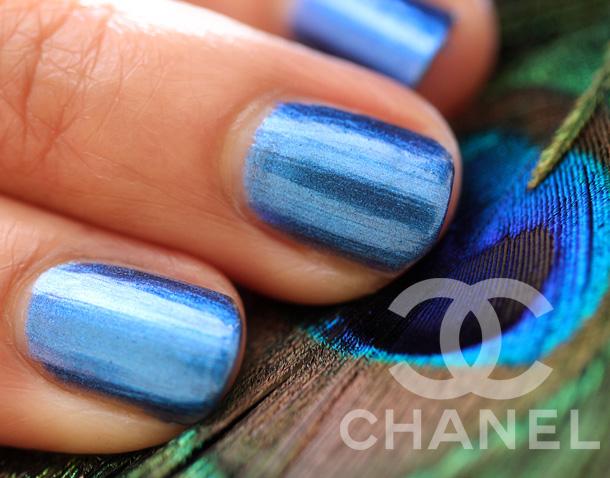 Chanel Bel-Argus Nail Polish