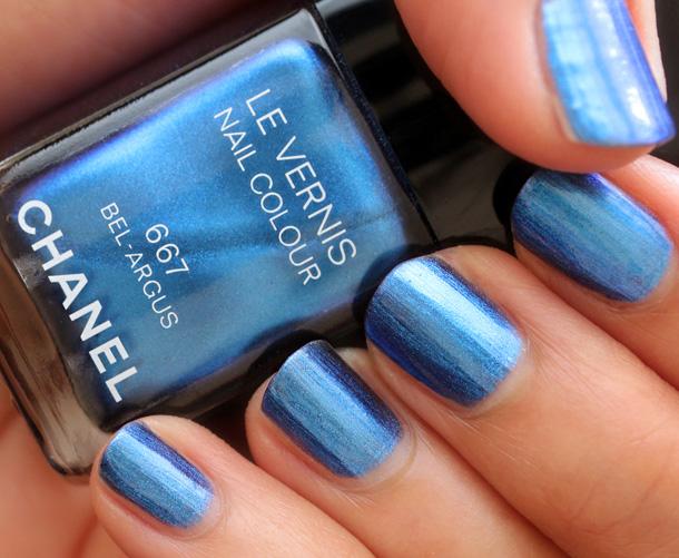 Chanel Bel-Argus Nail Polish 2