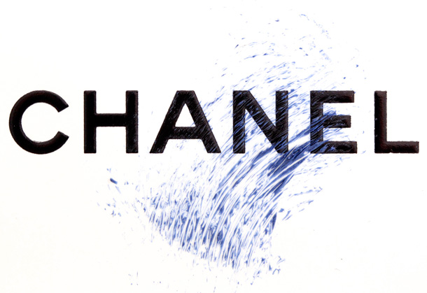 Chanel Bleu Le Volume De Chanel Mascara swatch