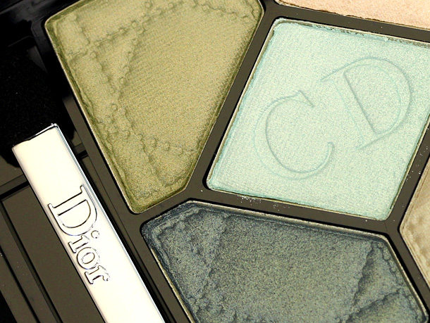 Dior Peacock 5 Couleurs Eyeshadow