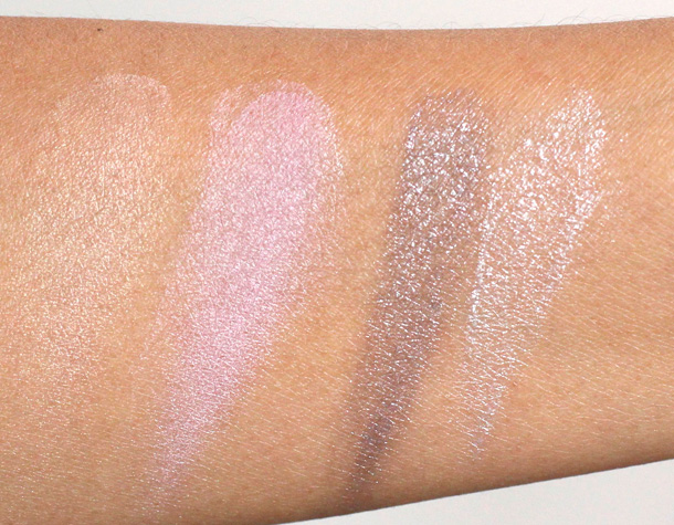 MAC Baking Beauties Swatches