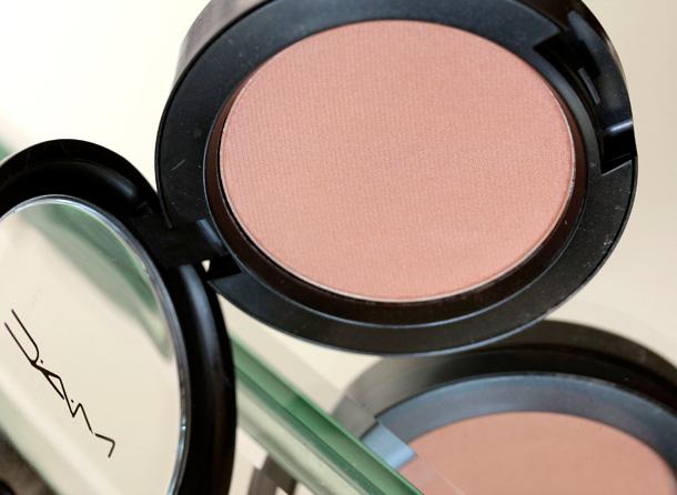 MAC Nudes & Metallics: Barefaced Blush