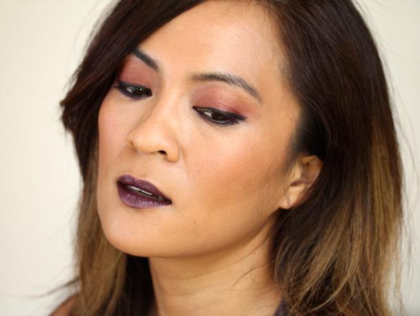 MAC Nudes & Metallics: Dominate Lipstick