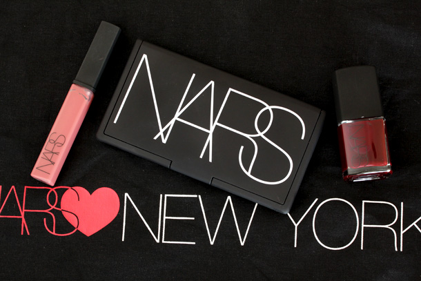 nars hearts new york city pictures  swatches and review