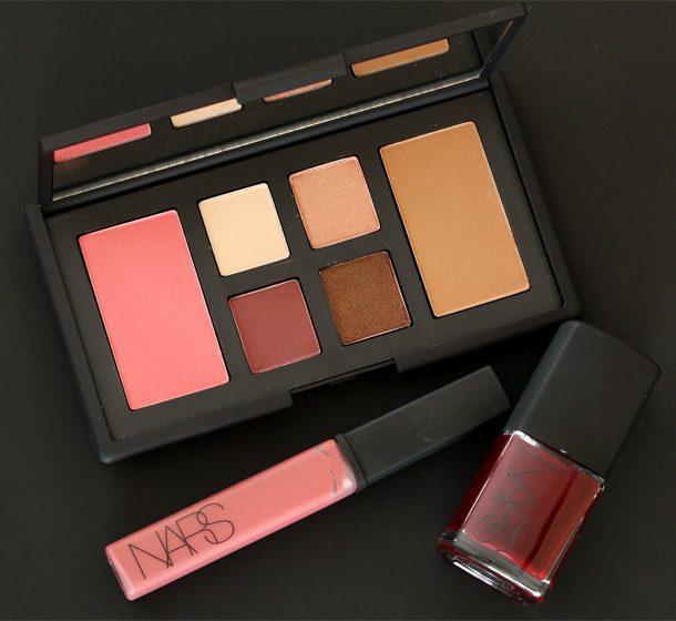 NARS Hearts New York City all open