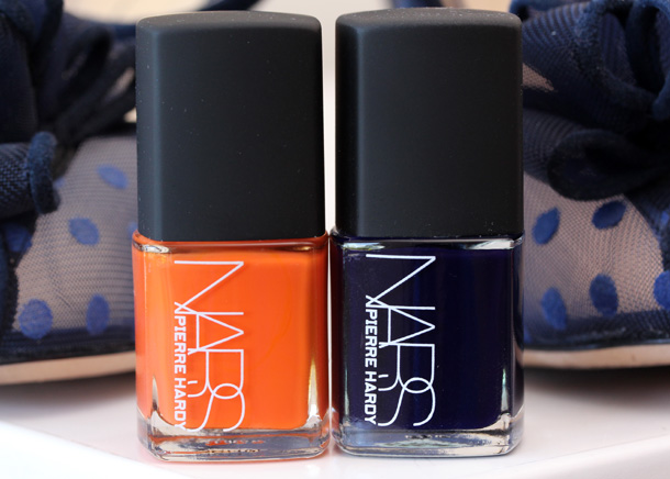 NARS Pierre Hardy Ethno Run Nail Polish Duo