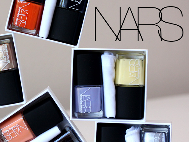 NARS Pierre Hardy Nail Polish Duos