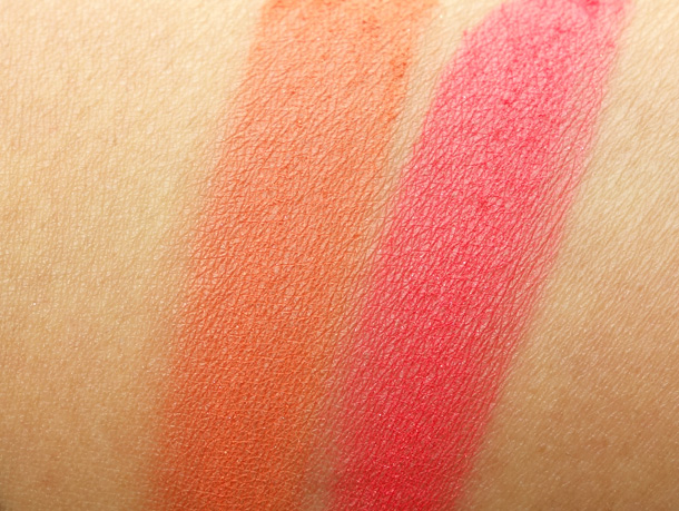 NARS Pierre Hardy Rotonde Boys Don't Cry swatches