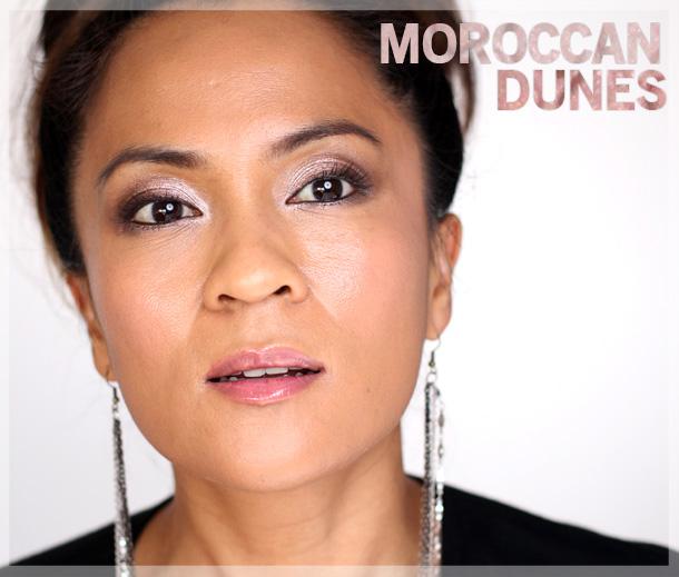 Sonia Kashuk Moroccan Dunes Eye Palette