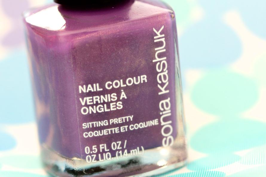 Sonia Kashuk Sitting Pretty Nail Colour big
