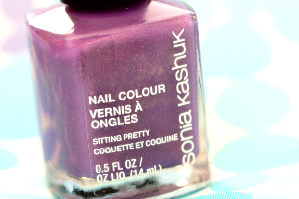 Sonia Kashuk Sitting Pretty Nail Colour small