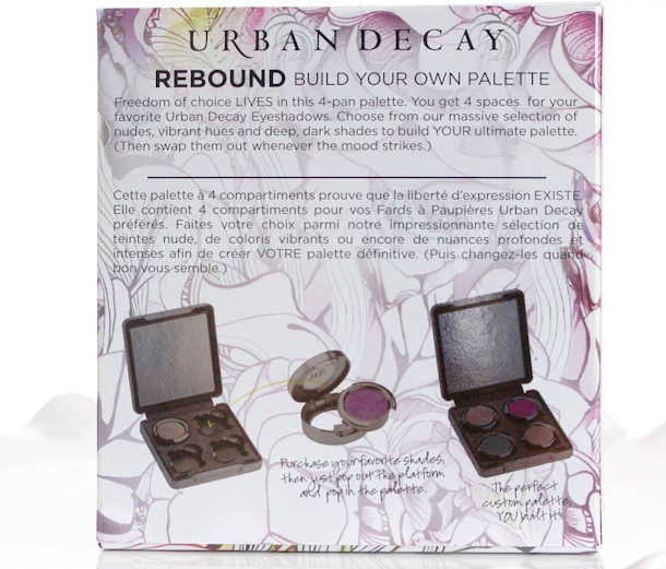 Urban Decay Rebound Build Your Own Palette