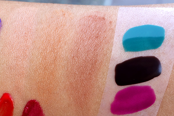 YSL Summer 2013 Swatches 3