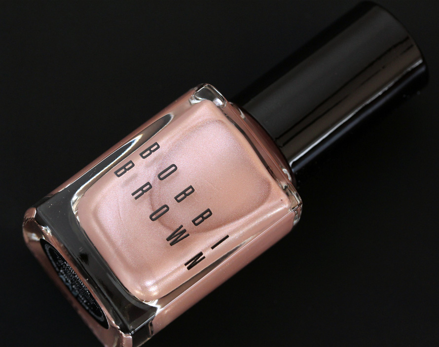 Bobbi Brown Pink Pearl Shimmer Polish