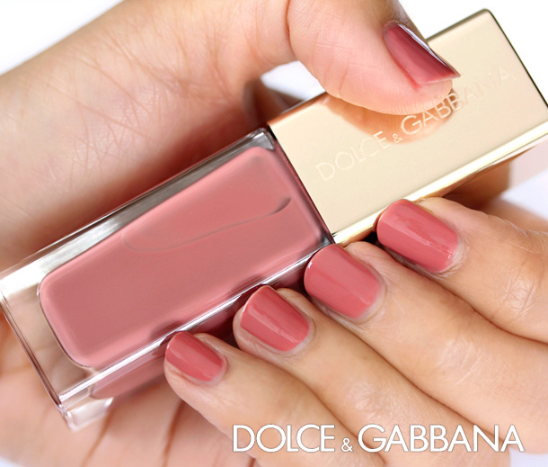 Dolce Gabbana Gentle Nail Lacquer