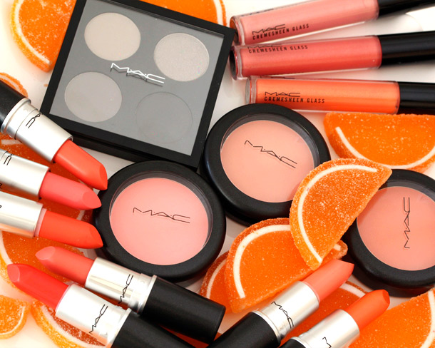 MAC All About Orange all