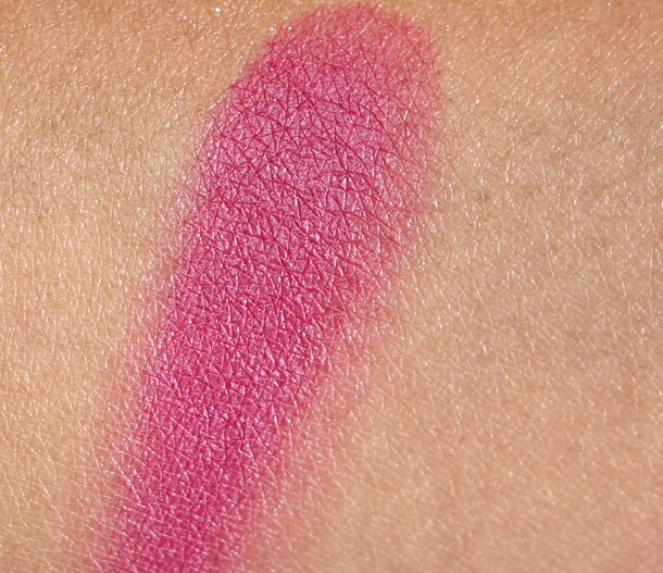 MAC Hot Nights Blush swatch