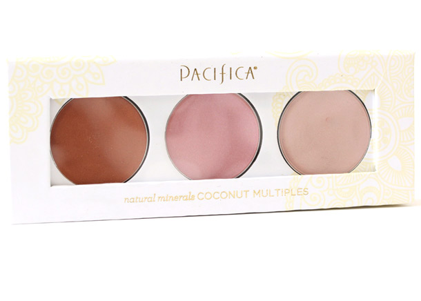 Pacifica Radiant Shimmer Coconut Multiples Palette 2