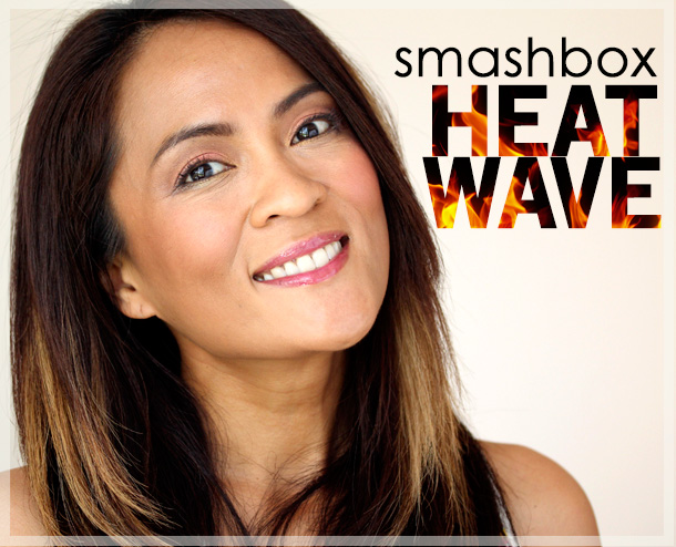 Smashbox Heat Wave Eye Shadow Palette
