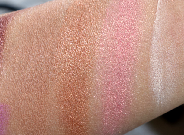Too Faced Loves Sephora 15 Years of Beauty Palette Swatches