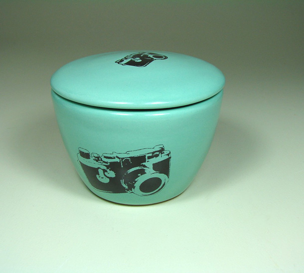 CircaCeramics Lidded Bowl Camera