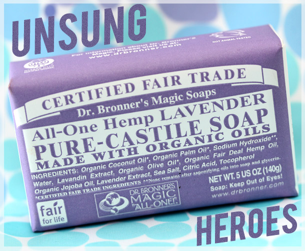 Dr. Bronner's All-One Magic Soap
