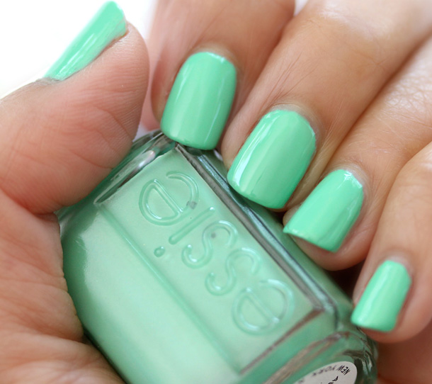 Nail Colors Youtube: Essie Resort 2013 Pictures, Swatches, Review