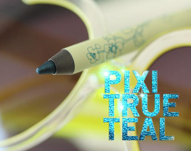 Pixi True Teal
