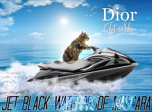 Tabs for Dior Jet Ski Jet Black Waterproof Mascara