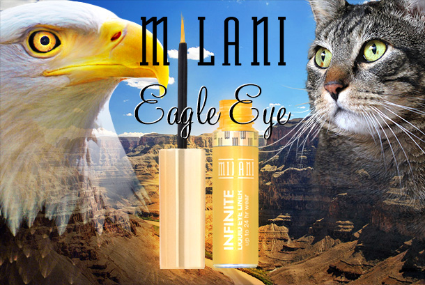 Tabs for Milani Eyeliner in Eagle Eye