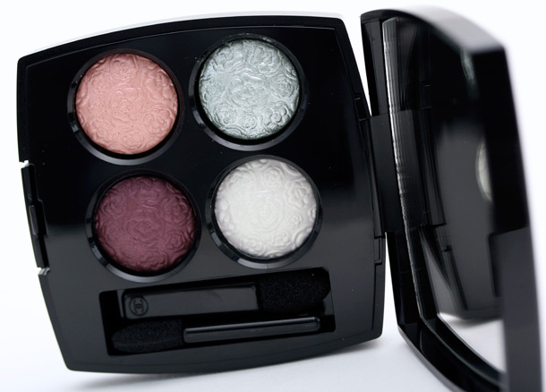 Chanel Les Delices de Chanel Ombres Fleuries Quadra Eye Shadow