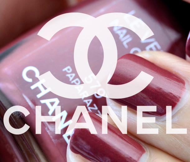 Chanel Paparazzi Nail Polish